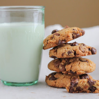 Double Coconut Chocolate Chip Cookies.