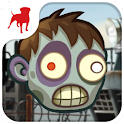 ZombieSmash – defend your home by flinging the undead