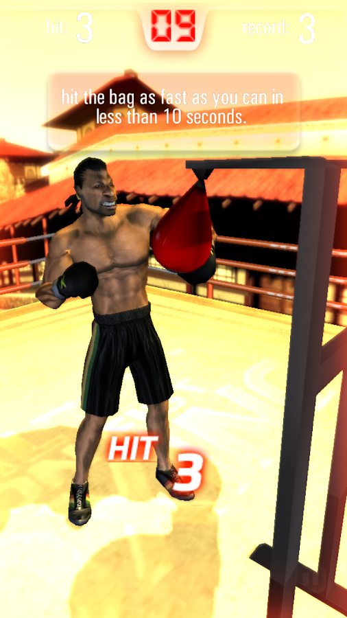 Iron Fist Boxing- screenshot