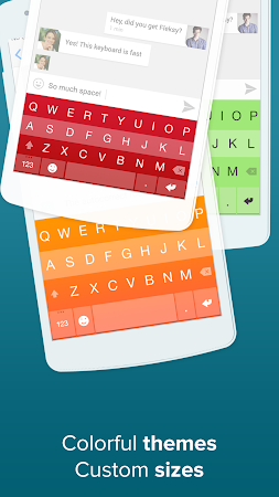 Fleksy + GIF Keyboard 6.2.2 screenshot 26015