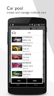 TripTracker PRO - logbook- screenshot thumbnail