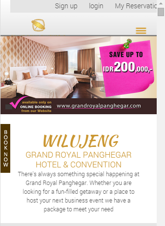 Grand Royal Panghegar