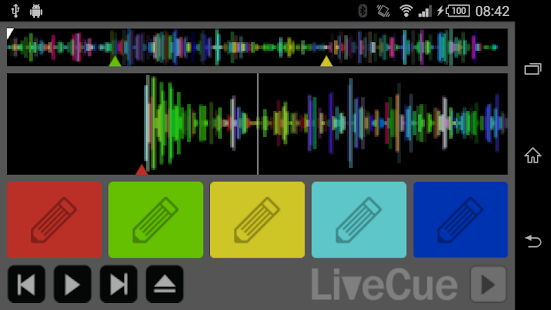 LiveCue- screenshot thumbnail