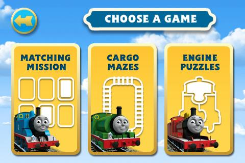 Thomas Game Pack - screenshot