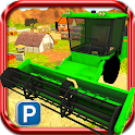 FARM HARVESTER PARKING FRENZY icon