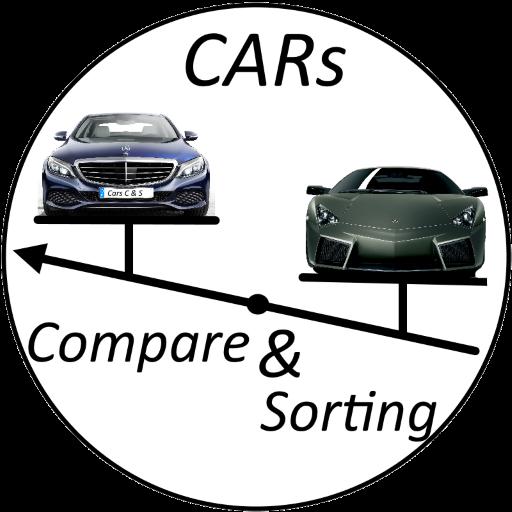 Car Compare & Sorting LOGO-APP點子