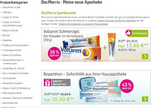 Medikamente Shop online