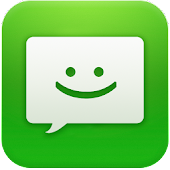 iMessage - SMS, White, Emoji