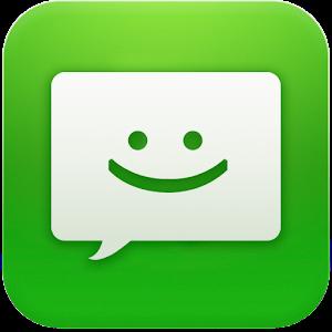 iMessage - SMS, White, Emoji APK