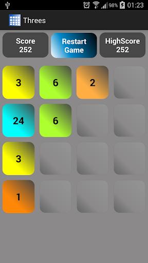 クール数学のゲーム·スリー