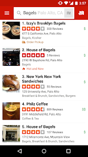 Yelp- screenshot thumbnail
