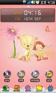 Children Story Go Launcher EX