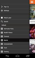 Screenshot of Social Video Pulse