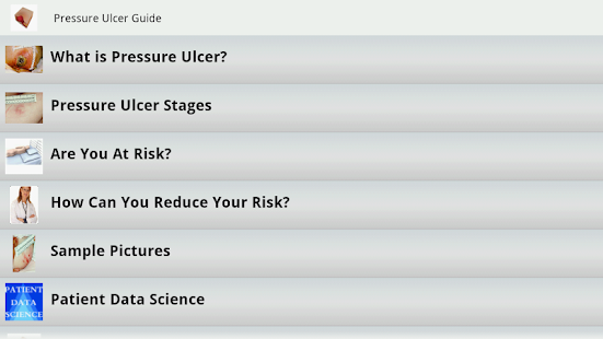 Pressure Ulcer- screenshot thumbnail