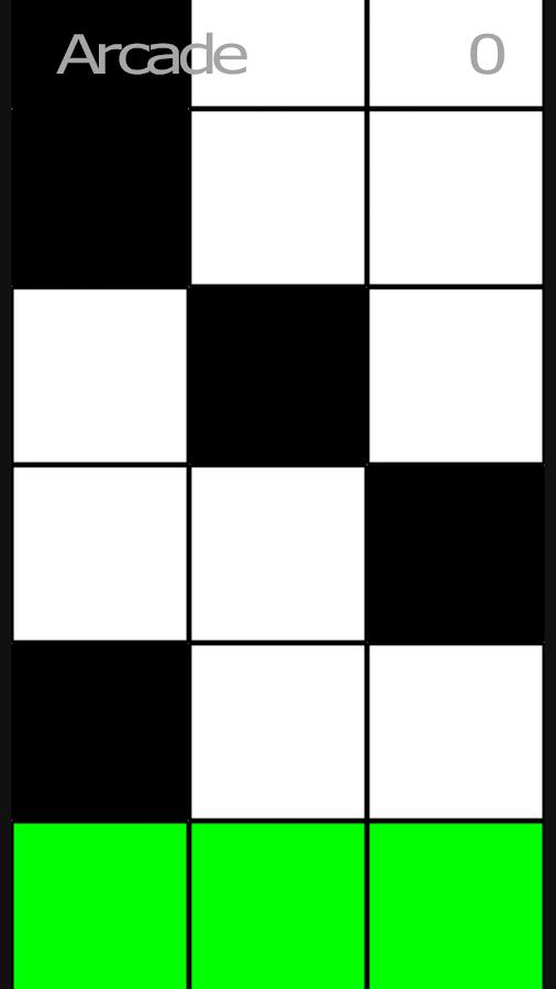 White Tiles Free- screenshot