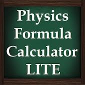 Physics Formula Calc LITE