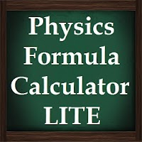 Physics Formula Calc LITE 1.2