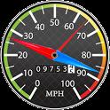 Speedometer / Compass icon