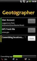 Screenshot of Geotographer Lite