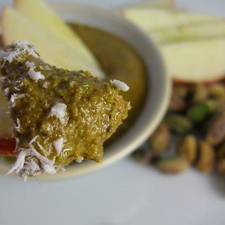 Pistachio Coconut Butter