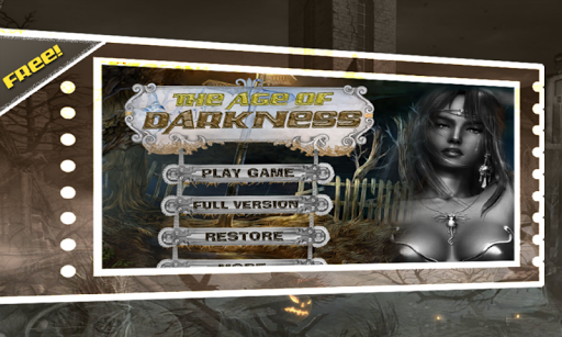Age Of Darkness Hidden Objects