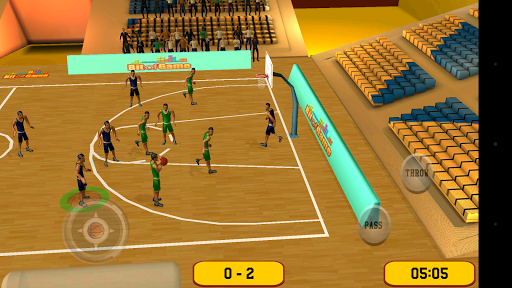 Basketball Sim 3D for PC