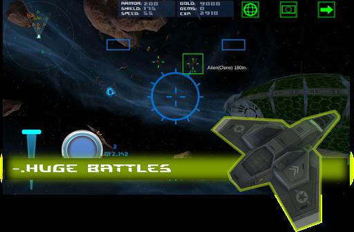 Galactic Battlefield