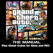 GTA V 5 Manual + All Cheats