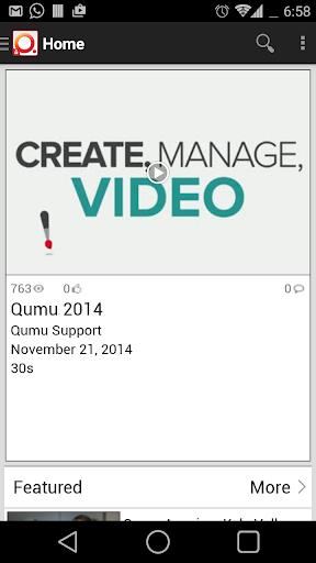 Qumu HD for Good