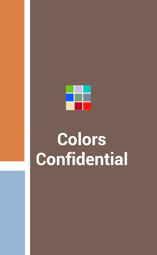 Colors Confidential