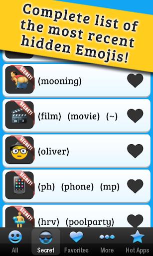 Secret Emoticons for Skype Pro