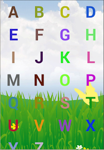 Alphabet For Kids Interactive - screenshot thumbnail