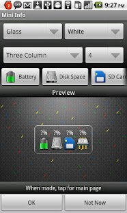 Mini Info Classic – Miniaturansicht des Screenshots