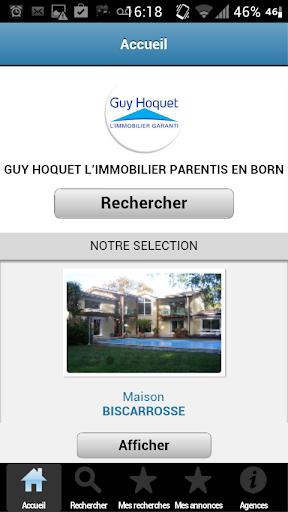 Guy Hoquet Côte Landaise