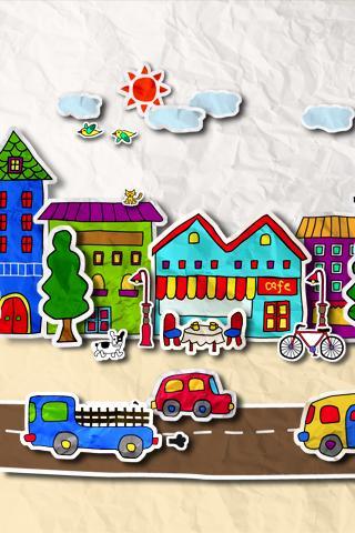 paper town [FL ver.]- screenshot