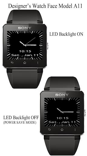 A11 WatchFace for SmartWatch2