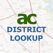 Alameda County District Lookup