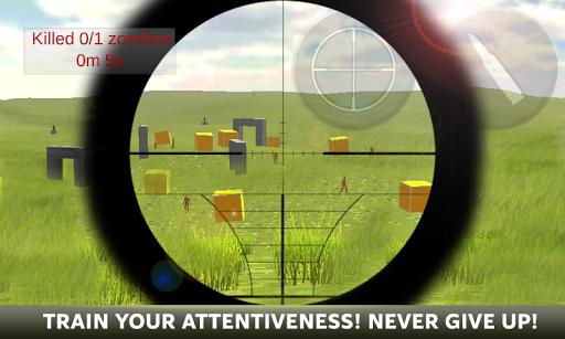 Sniper: Zombie Slayer