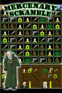Mercenary Scramble
