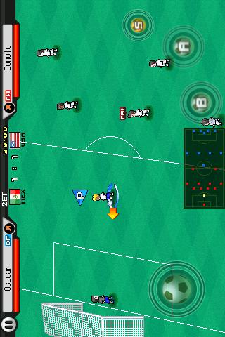 Soccer Superstars® Lite - screenshot