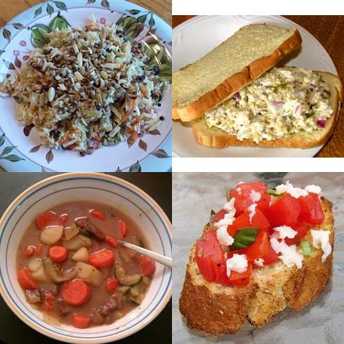 NUTS AND SEEDS RECIPES