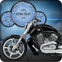 Harley Davidson Road King LWP icon