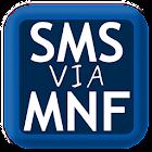 SMS via MyNetFone - Free icon