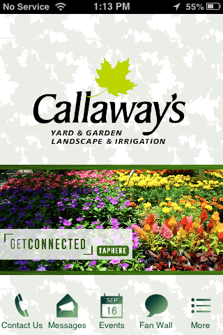 Callaway's Yard and Garden- screenshot