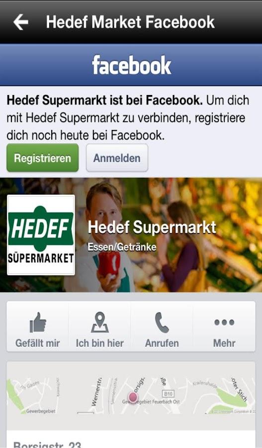 Hedef Market Feuerbach - screenshot