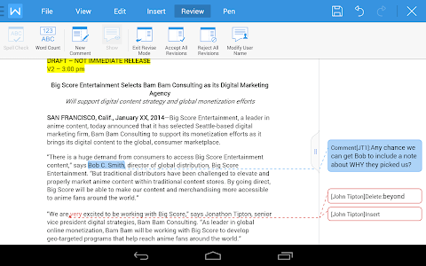 WPS Office + PDF v6.0.3