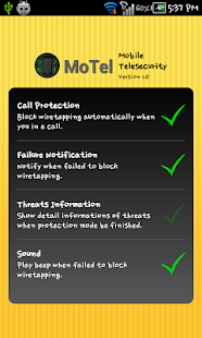玩免費商業APP|下載MoTel Pro (Anti-wiretapping) app不用錢|硬是要APP