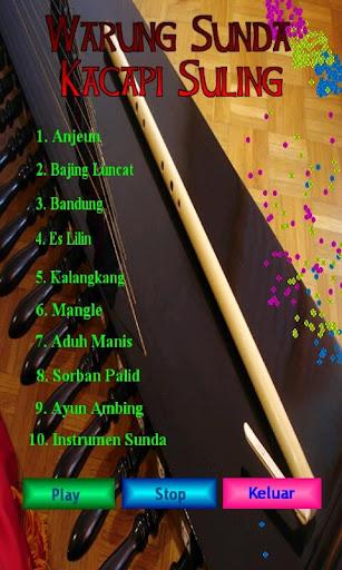 Lagu Sunda-Kacapi Suling