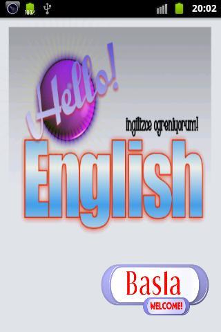 İngilizce Öğreniyorum - screenshot