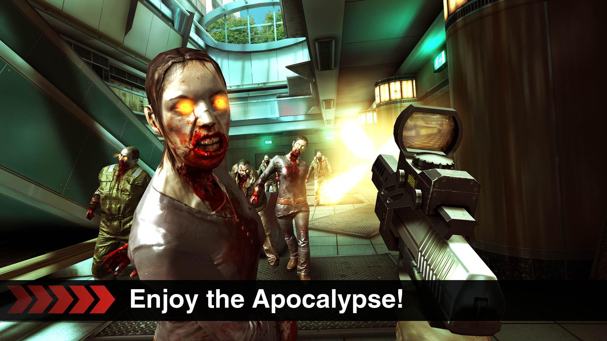 DEAD TRIGGER screenshot #12